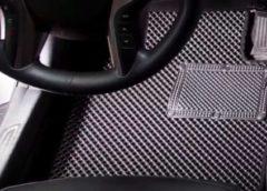 Автомобильные коврики 3D
