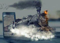 Как скоротать время поездки в поезде по России